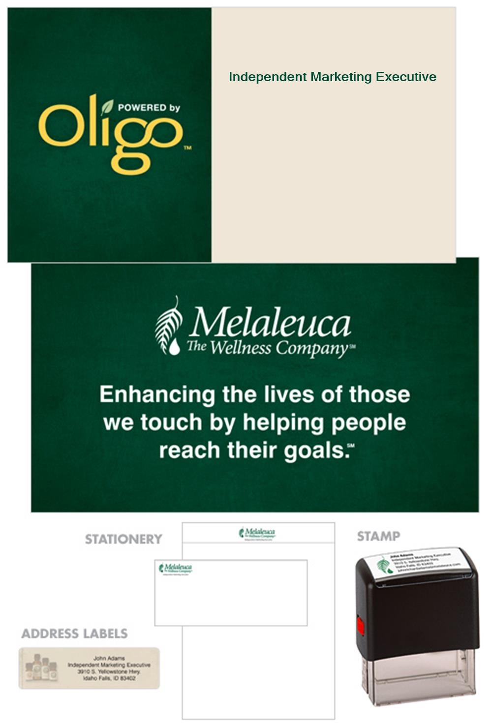 Melaleuca Business Kit - Oligo - Melaleuca